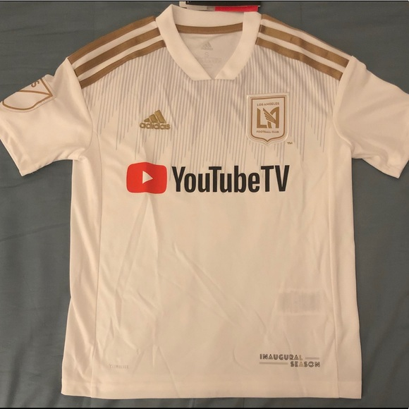 official photos 3820a faff7 Adidas LAFC soccer jersey. Youth Size: S,M,L,XL NWT